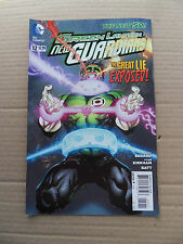 Green Lantern : New Guardians 12 . ( New DC 52 ) DC 2012 - FN / VF
