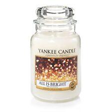 YANKEE CANDLE Große Kerze ALL IS BRIGHT 623 g Duftkerze
