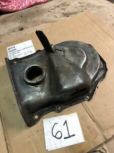 1958 1963 1964 FORD FE 332 352 390 406 Galaxy Timing Cover W/tab Stamped Steal