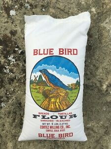 Blue Bird Flour 5 Lbs Bag, Fast Free Shipping.