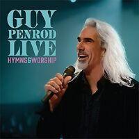 Guy Penrod - Live: Hymns & Worship [New CD] Digipack Packaging