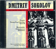 JAPAN CD - Dimitriy Sokolov - Recording Debut of the 16 Year old Russian Pianist