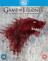 Game of Thrones: The Complete First & Second Seasons Blu-ray (2013) Sean Bean