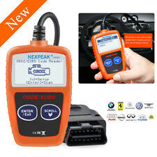 OBD2 Car Diagnostic Tool OBD2 Scanner Diagnostic Code Reader Nexpeak NX201