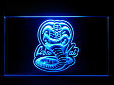 J674B Cobra Kai For Garage Display Light Sign