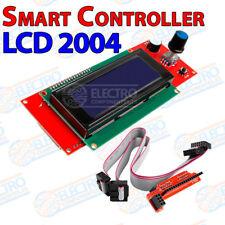 Display LCD 2004 lector SD impresora 3D printer RAMPS 1.4 prusa reprap lcd2004