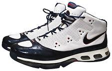 2007 Amar'e Stoudemire Team USA FIBA Tournament Game-Used Sneakers (PE)
