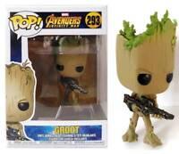 Avengers Infinity War Groot Pop! Funko Vinyl Figure Marvel bobble-head n° 293