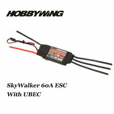 Hobbywing SkyWalker 60A Brushless Regler ESC Mit UBEC  für RC Flugzeug Trex 500