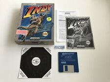 Indy Indiana Jones And The Fate Of Atlantis - Atari ST - FR - Avec Notice
