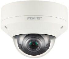 Samsung XNV-6080 2MP 1080p Outdoor Dome IP CCTV Camera - 2.8~12mm Motorised Lens
