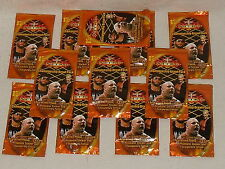 Wrestling Trading Cards Lot of 12 Unopened Packs SEALED New Monday Nitro TNT