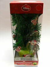 MICKEY MOUSE 18 INCH COLOR CHANGING FIBER OPTIC TIPS TREE CHRISTMAS DECORATION