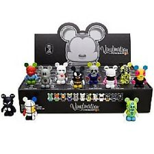 Disney Vinylmation Urban Series 4 Case -24 ct Factory Sealed Box Tray w/Chaser