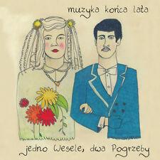 Muzyka Konca Lata - Jedno wesele, dwa pogrzeby (CD) 2013  NEW