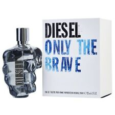 Diesel Only The Brave by Diesel EDT Cologne for Men 4.2 oz New In Box