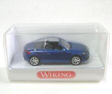 Audi TT Roadster (azul aruba)