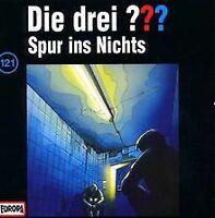 Die drei Fragezeichen - Folge 121: Spur ins Nichts von Die... | CD | Zustand gut