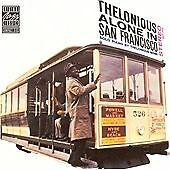 Thelonious Monk : Thelonious Alone in San Francisco (Remastered) CD (2006)