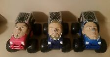 WWE Batista, Triple H , and John Cena Talking Monster Truck 2006  RARE