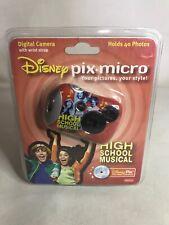 Disney High School Musical 2.0MP Digital Camera - Red FREE SHIPPING