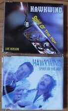 HAWKWIND Spirit Of The Age CD1 + CD2 UK 2005  NEW