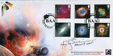 APOLLO 9 Astronaut Rusty Schweickart signed OFFICIAL Astronomy FDC