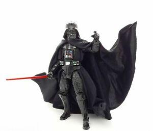 SU-DV-CPBS: Fabric wired cape & robe for Black Series Darth Vader (No Figure)
