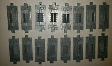 HO Scale  Vintage Metal Ore Car bases - parts lot of 16