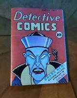 Detective Comics # 1  Golden Age Replica Edition ☆☆☆☆