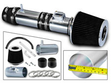 BCP BLACK 2009-2013 Honda Pilot Ridgeline Odyssey MDX V6 Air Intake Kit+ Filter