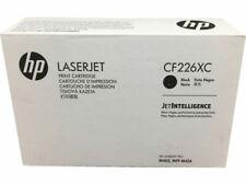 HP CF226XC 26X High Yield LaserJet Toner Cartridge - Black