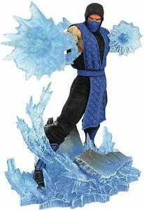 DST Mortal Kombat Gallery: Sub-Zero PVC Statue