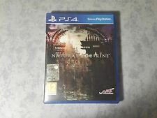 NATURAL DOCTRINE di NIS AMERICA - SONY PLAYSTATION 4 PS4 - PAL ITALIANO - NUOVO