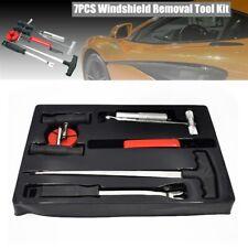 Windshield Removal Kit 7pcs Car Auto Professional Windscreen Glass Removal Tools