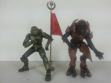 Halo 4 McFarlane Toys Series Elite Zealot 2012 Legendary Master Chief 6""