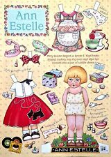 Mary Engelbreit Mag. Paper Doll, Ann Estelle, Feb./March 2001, Uncut