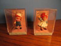 1996 Two Hallmark Merry Miniatures