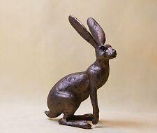 Miniature Bronze Hare - Jan Hare Alert  - Frith