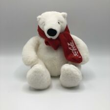 Coca-Cola Polar Bear 2013 Dandee Collectors Choice 7""
