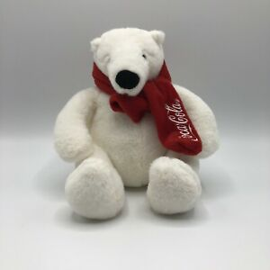 "Coca-Cola Polar Bear 2013 Dandee Collectors Choice 7"""