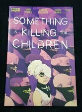 BOOM STUDIOS SOMETHING IS KILLING CHILDREN #6