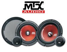 MTX TR 65S KIT 2 VIE MID WOOFER 165mm TWEETER SETA 280W 4ohm