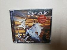 Power of the Dragon Flame by Rhapsody (CD, Oct-2004, Limb Music)