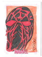 Women of Marvel Sketch Card Spider-Woman by Dan Cooney