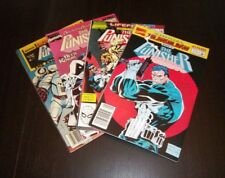 THE PUNISHER ANNUALS: #1 2 3 5 - LOT / 4 -  GREAT CONDITION 1988 1989 1990 1992