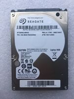 "Seagate SPINPOINT M9T 2TB 2000GB  ST2000LM003 SATA3 2.5"" HARD DRIVE"