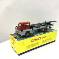defect Atlas 1/43 Dinky Toys 885 CAMION SAVIEM PORTE-FER CCAR MODEL Die-cast