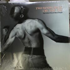 "Rock Sealed 12"" Lp Two Minds Crack Cry Cry Cry On Sire"