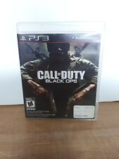 Call of Duty: Black Ops (Sony PlayStation 3, 2010) Used
